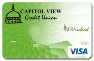 Capitol View Reload Card