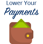 Lower your payments.